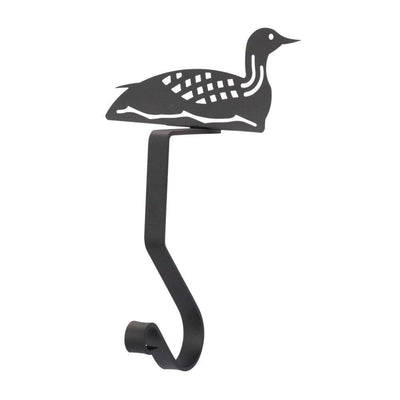 Loon - Mantel Hook -Village Wrought Iron VWI-MH-A-116