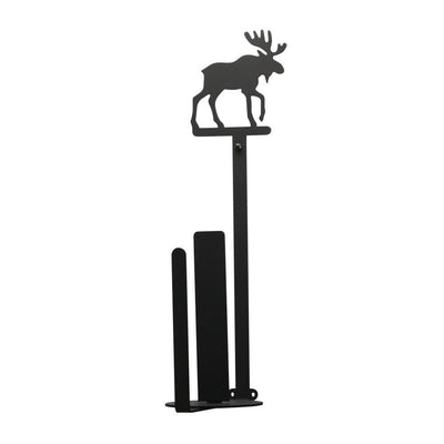 Moose Paper - Paper Towel Holder Holder Vertical Wall Mount VWI-PT-A-19