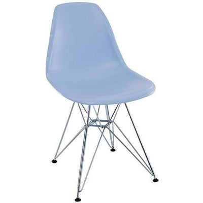 Paris Dining Side Chair Blue