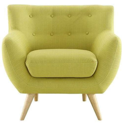 Remark Armchair Wheatgrass
