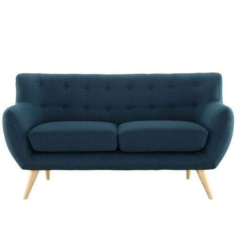 Remark Loveseat Azure