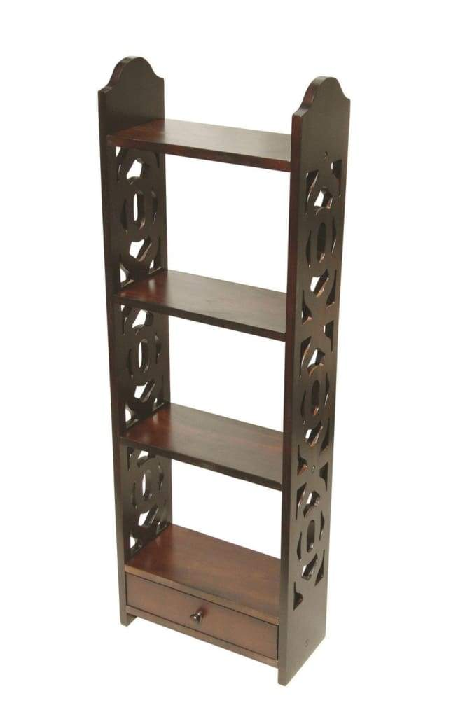 Schoten Wall Rack, Antiqued And Enticing by D-Art