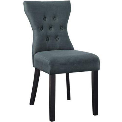 Silhouette Dining Side Chair Gray