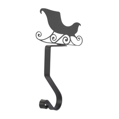 Sleigh - Mantel Hook -Village Wrought Iron VWI-MH-A-263