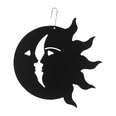 Sun/Moon - Decorative Hanging Silhouette