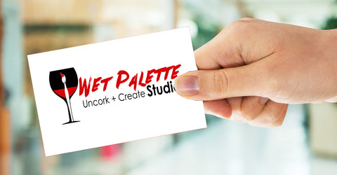 Wet Palette Party Gift Card