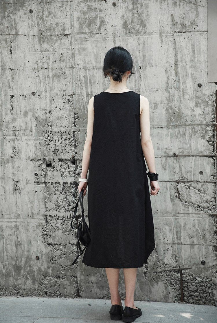 Marigold Shadows dresses Mainichi Tank Dress