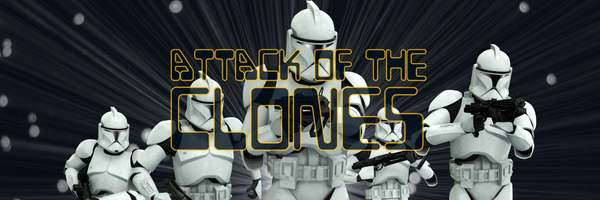 On the Way - Attack of the Clones VC Clone Trooper