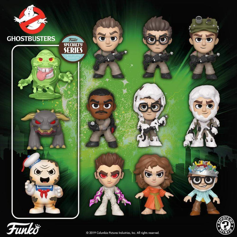 Exclusive Mystery Minis Funko Mystery Minis Ghostbusters Specialty Series Sealed Case Popoloco