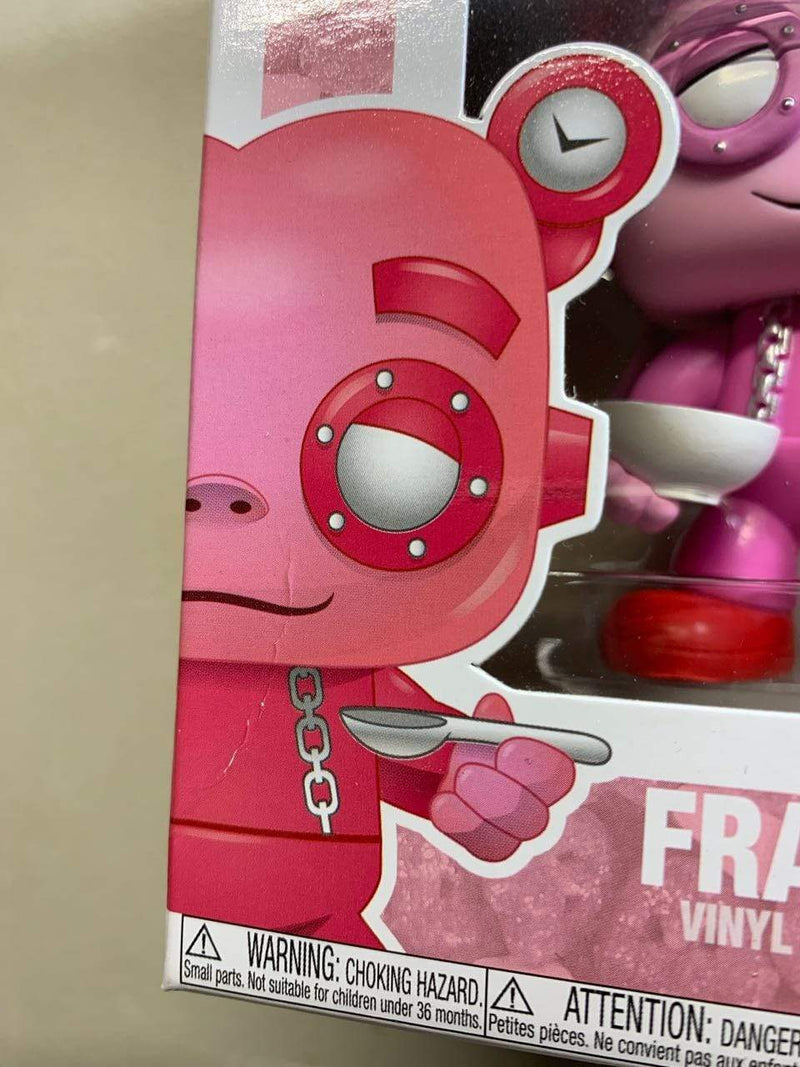 Exclusive POP Exclusive Funko POP! Ad Icons: Franken Berry With Cereal BOX NOT MINT