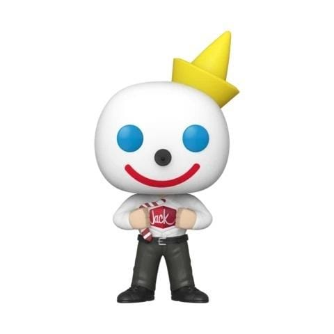 Exclusive POP Exclusive Funko POP! Ad Icons: Jack in the Box - Jack Box