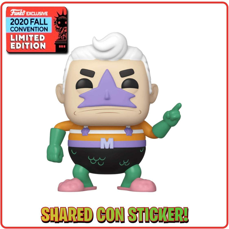 Exclusive POP Exclusive Funko POP Animation: Mermaid Man 2020 Exclusive