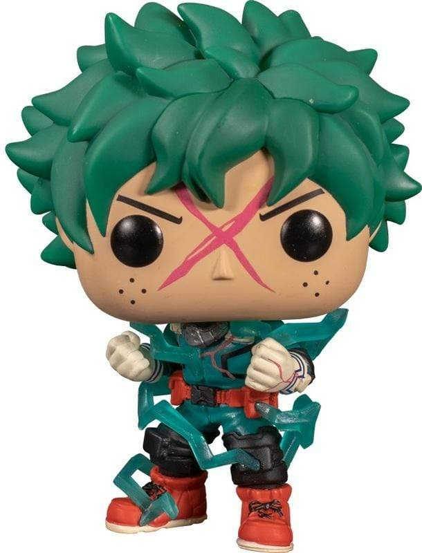 Exclusive POP Exclusive Funko POP! Animation: My Hero Academia Deku Full Cowl GitD Pop! Vinyl - EE Excl Popoloco