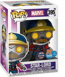 Exclusive POP Exclusive Funko POP! Funko Pop! Guardians of The Galaxy Star-Lord Halloween ComicFest
