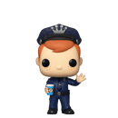 Exclusive POP Exclusive Funko POP Officer Freddy Funko