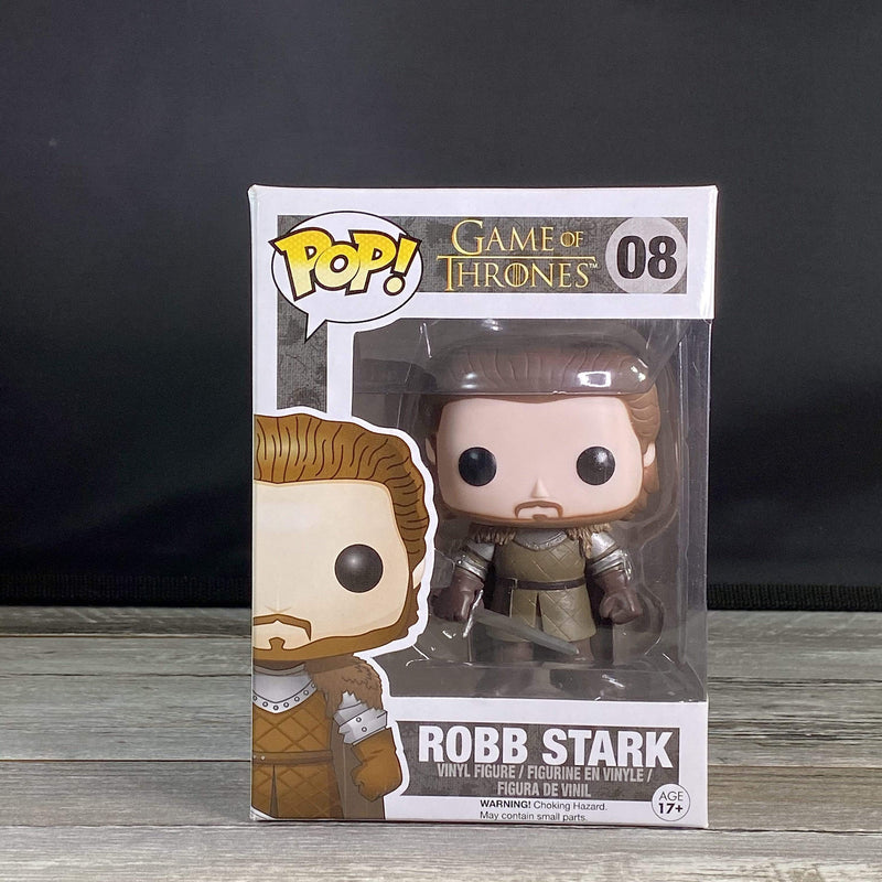 Exclusive POP Exclusive Funko POP! Television: Game Of Thrones - Robb Stark