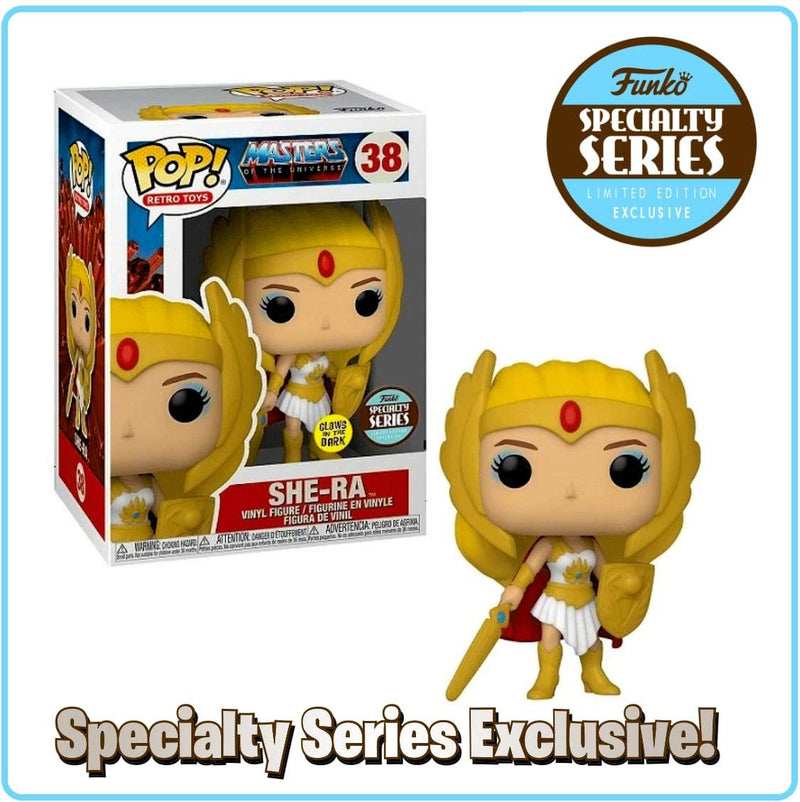 Exclusive POP Exclusive Funko POP! Television: Masters of the Universe She-Ra