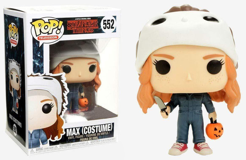 Exclusive POP Exclusive Funko POP! Television Stranger Things Max in Myers Costume