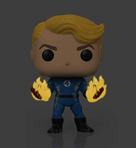 Exclusive POP Exclusive POP! Funko Marvel Fantastic Four Human Torch (Specialty Series)