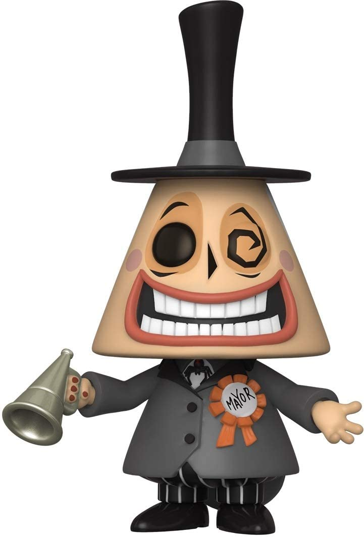 Funko Chase POP Funko POP Disney: NBC Mayor with Megaphone