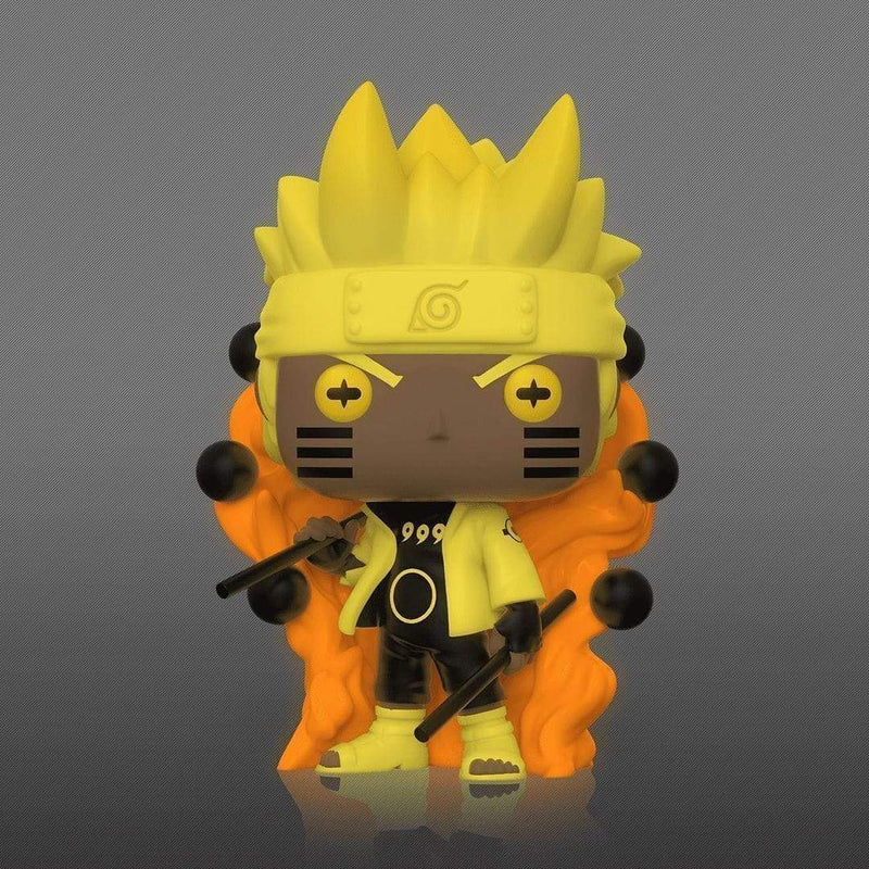 Funko POP Exclusive Funko POP! Animation - Naruto Uzumaki (Six Path Sage) Specialty Series (GITD) Popoloco