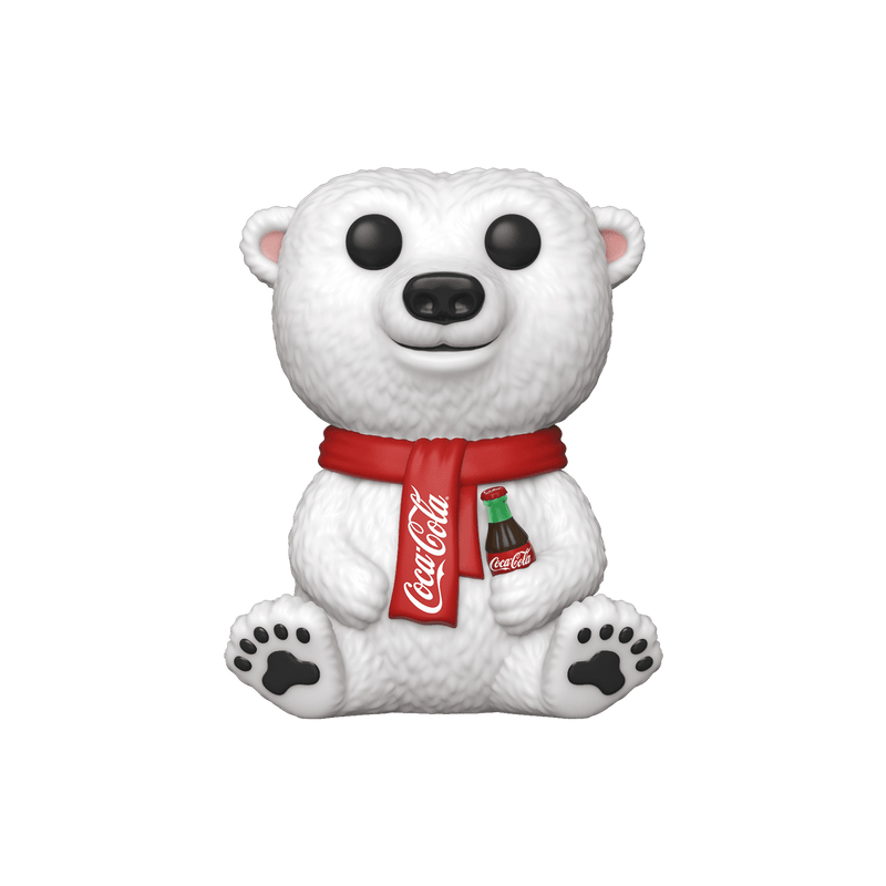 Funko POP Funko POP! Ad Icons: Coca Cola Polar Bear