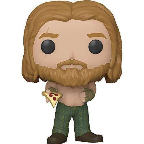 Funko POP Funko POP! Avengers Endgame Bro Thor with Pizza
