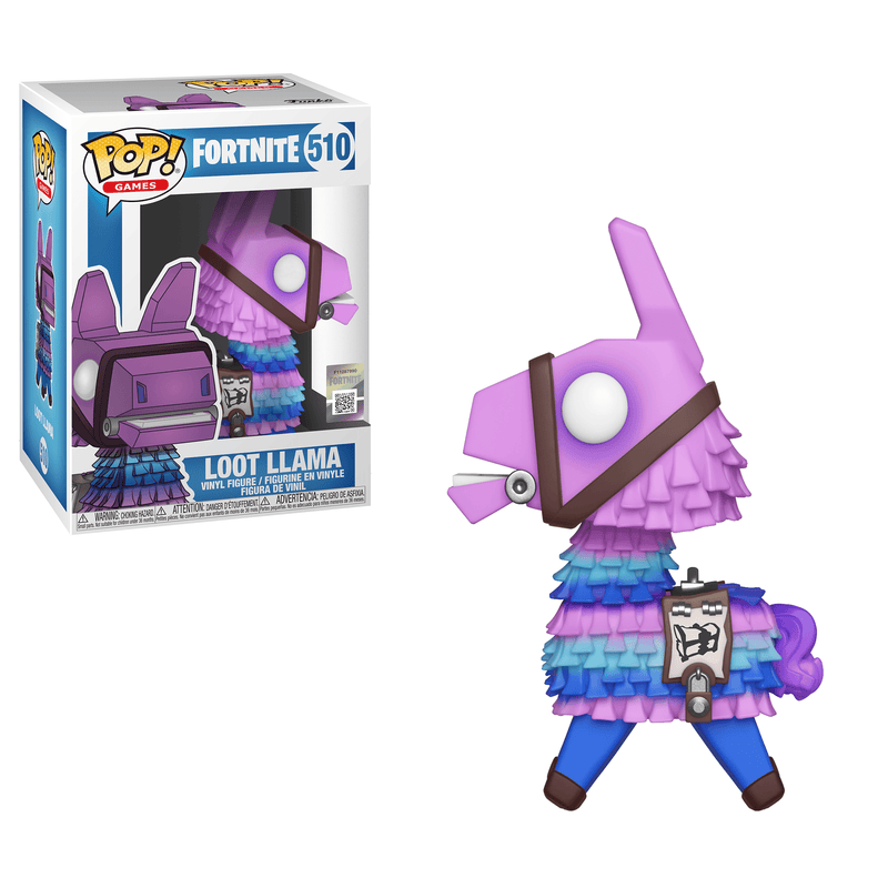 Funko POP Funko POP! Fortnite Loot Lama Vinyl Figure