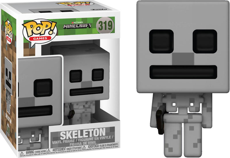 Funko POP Funko POP! Games Minecraft Skeleton