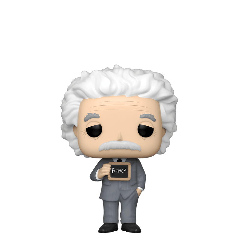 Funko POP Funko POP! Icons: World History - Albert Einstein