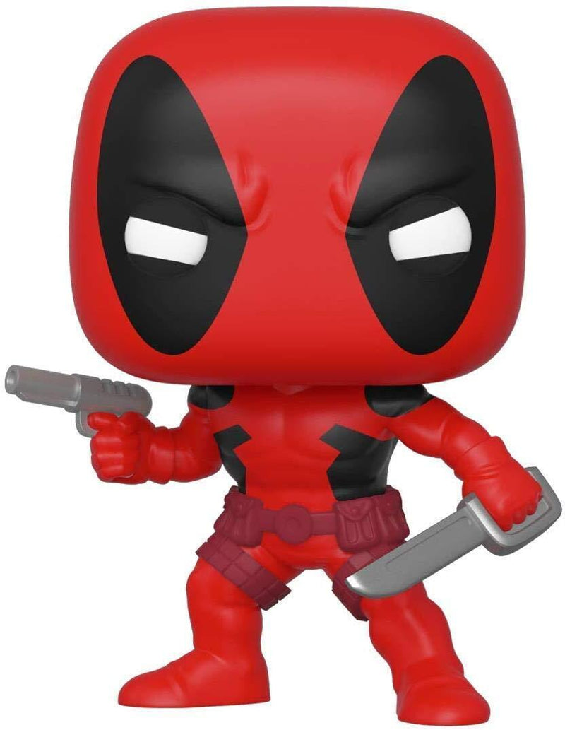 Funko POP Funko POP Marvel 80th Marvel 80th First Appearance Deadpool Popoloco