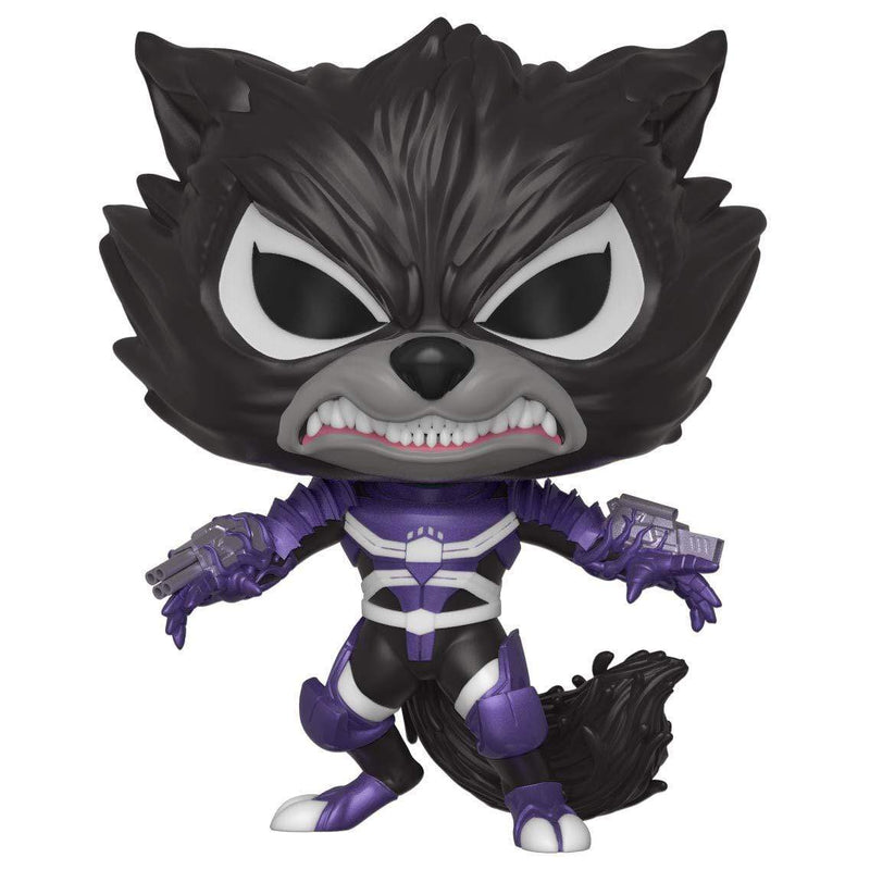 Funko POP Funko POP! Marvel: Venomized Rocket Raccoon Figure