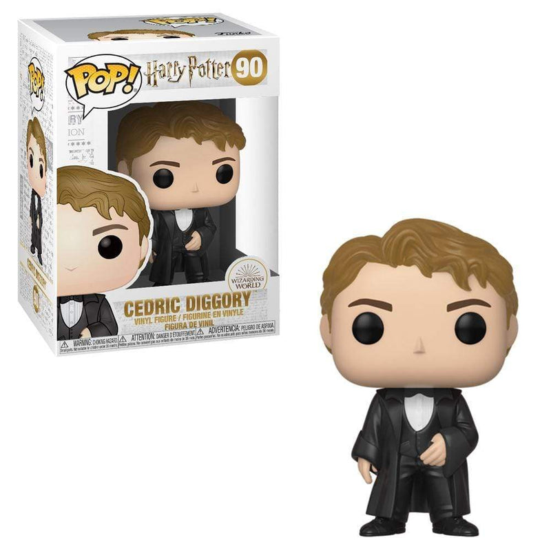 Funko POP Funko POP! Movies: Harry Potter Cedric Diggory Yule Ball