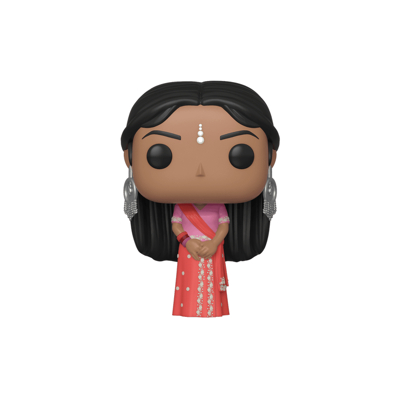 Funko POP Funko POP! Movies: Harry Potter Padma Patil Yule Ball