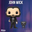Funko POP Funko POP Movies: John Wick with Dog