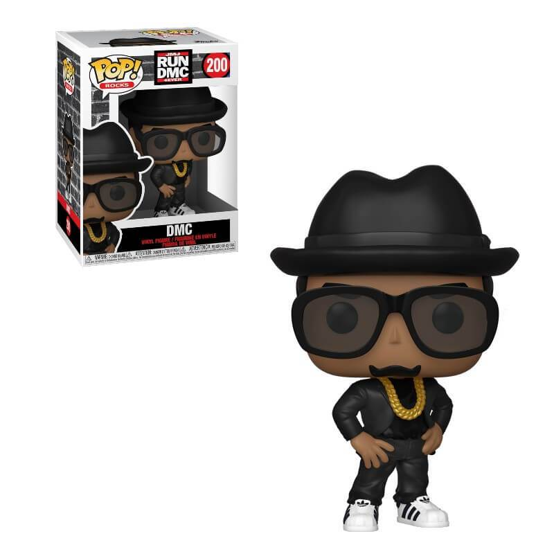 Funko POP Funko POP! Music - Run DMC - DMC