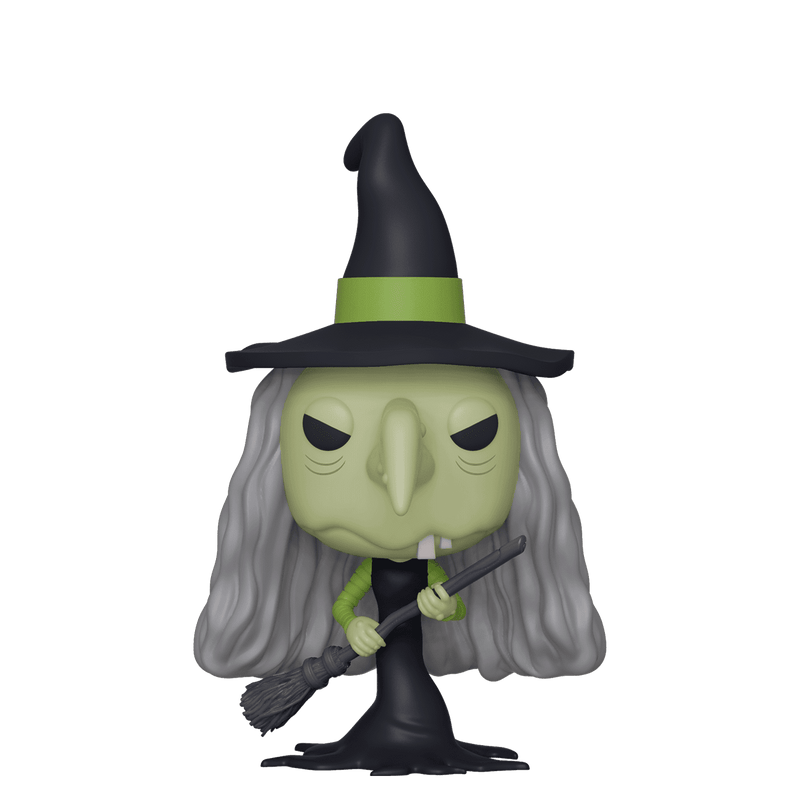 Funko POP Funko POP! Nightmare Before Christmas Witch Popoloco