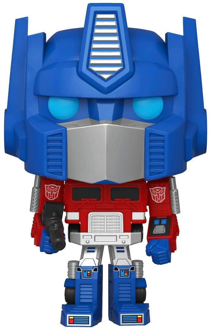 Funko POP Funko POP! Retro Toys: Transformers Optimus