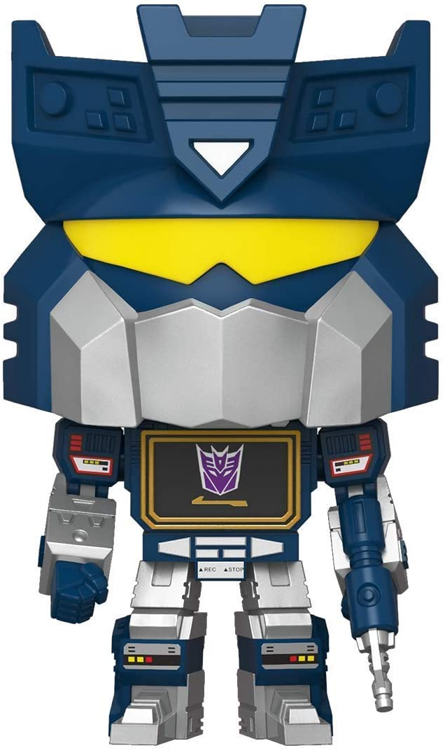 Funko POP Funko POP! Retro Toys: Transformers Soundwave