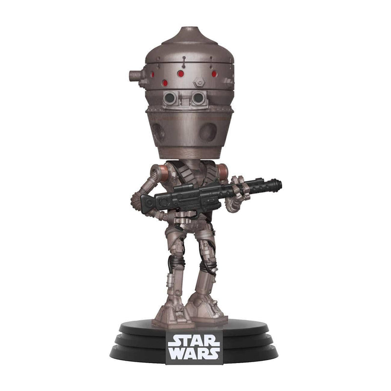 Funko POP Funko POP Star Wars: The Mandalorian IG-11