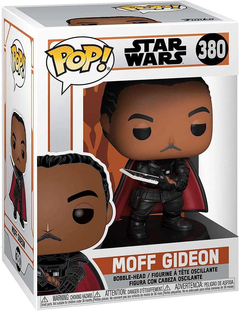 Funko POP Funko POP Star Wars: The Mandalorian Moff Gideon