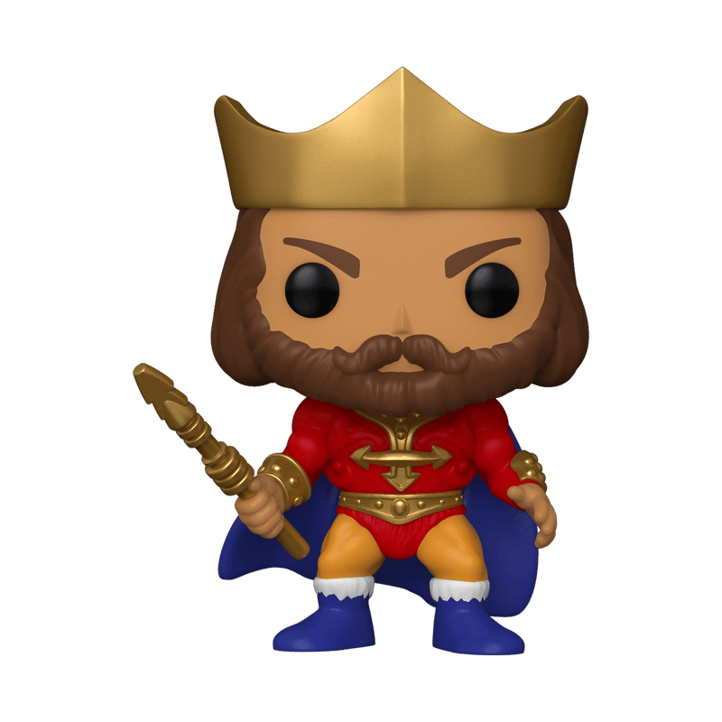 Funko POP Funko POP! Television: Masters of the Universe King Randor