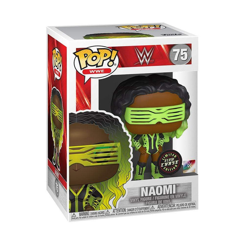 Funko POP Funko POP! WWE Series 10 4-pack bundle with Chase Popoloco