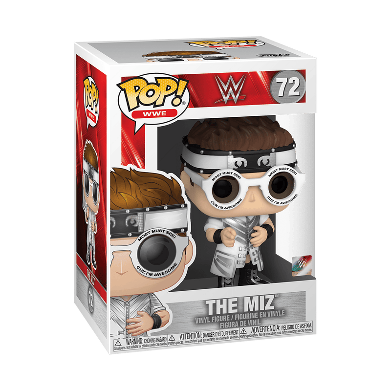 Funko POP Funko POP! WWE The Miz