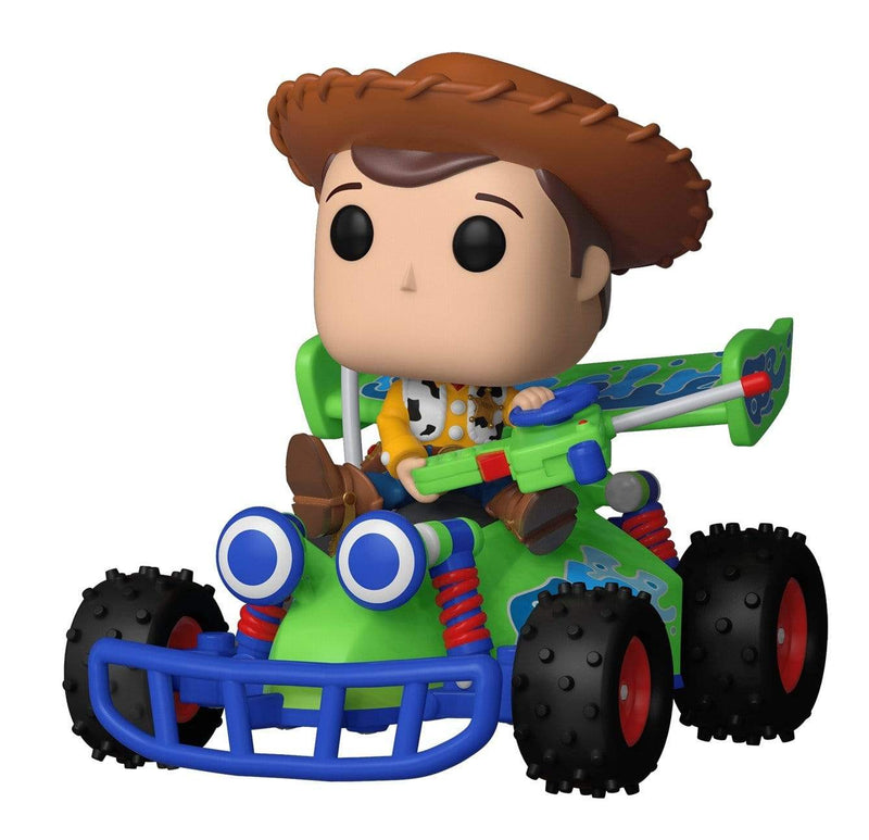 Funko POP POP! Rides: Toy Story Woody and RC Pop! Vinyl Vehicle