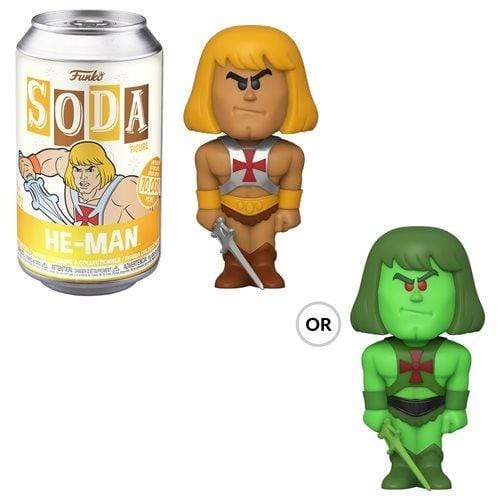 Funko Vinyl Collectible Funko Vinyl Soda: Masters of the Universe He-Man Popoloco