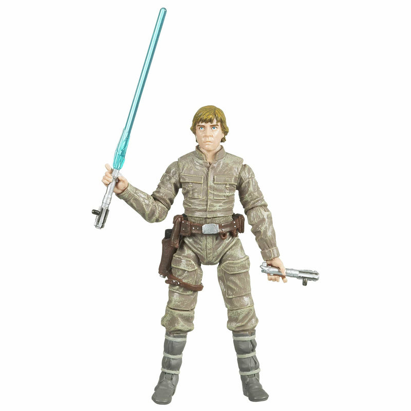 "Hasbro Action Figures Card not Mint Star Wars The Vintage Collection Luke Skywalker (Bespin) Toy, 3.75"" Scale The Empire Strikes Back Figure Popoloco"
