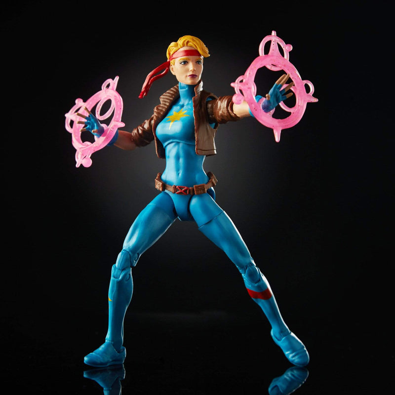 Hasbro Action Figures Marvel X-Men Retro Collection Dazzler Popoloco