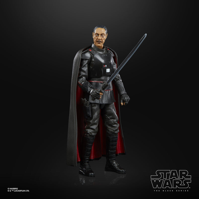 Hasbro Action Figures Moff Gideon  6 -inch Figure -  Star Wars The Black Series Popoloco