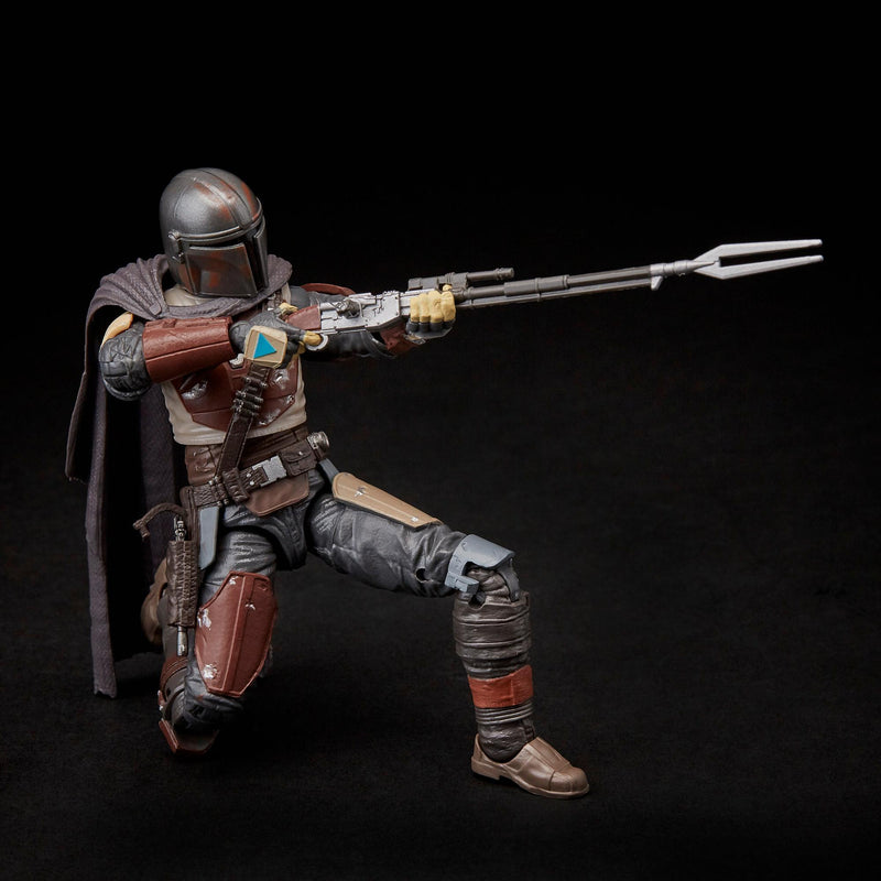 Hasbro Action Figures Star Wars The Black Series The Mandalorian 6 in Popoloco